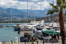 Havnen i Calvi, Korsika
