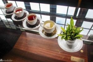 Tesmaking på Heritance Tea Factory