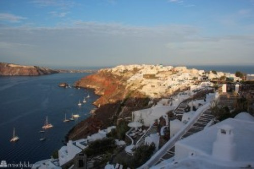 Perivolas: Huleboer-luksus på Santorini