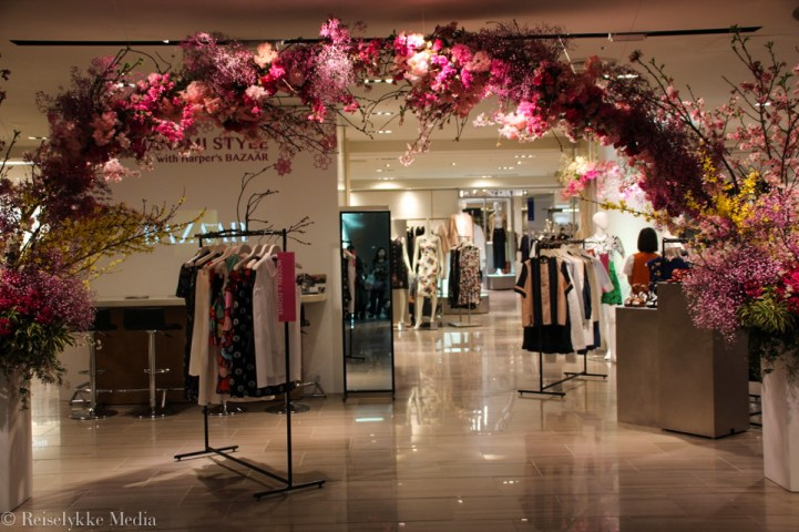 Shopping i Tokyo