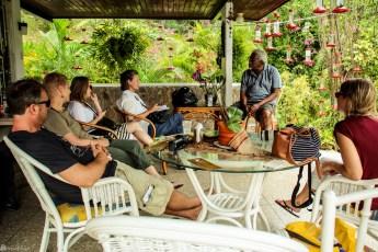 fuglejakt på trinidad