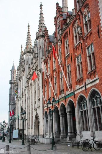 Arkitektur i Brugge