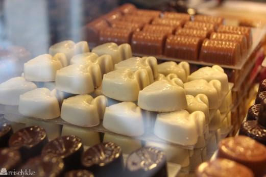 sjokolade i brugge