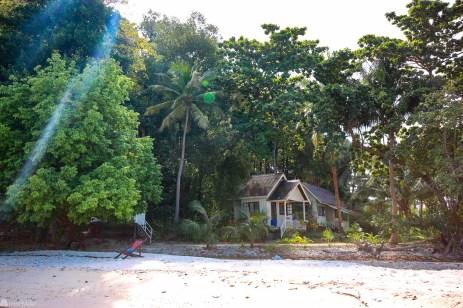 øyhopping i Thailand