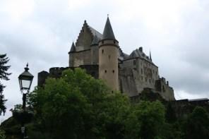 Slottet i Vianden