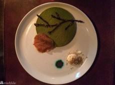 Reykjavik: mat servert på Dill