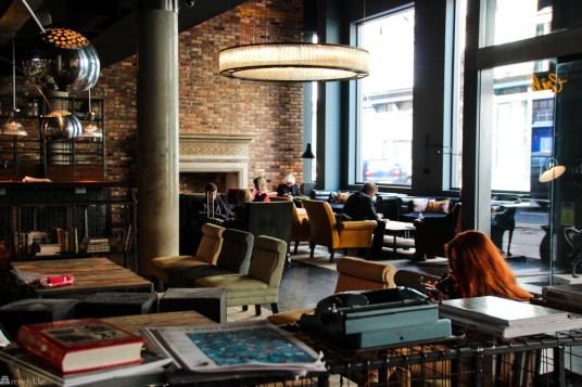Luksus på reise: Hoxton Hotel i Shoreditch