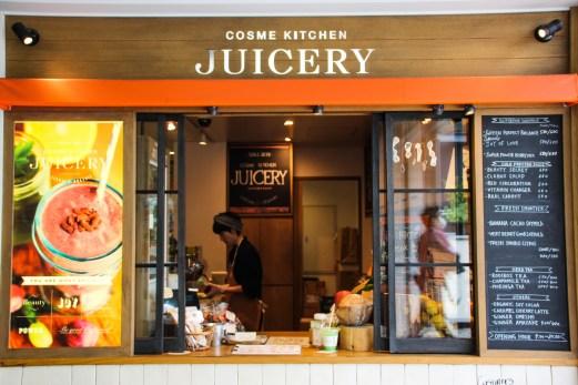 Juicery i Daikanyamatsu, Tokyo