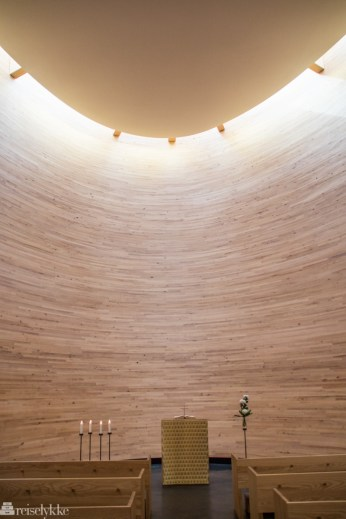 Kamppi Chapel of Silence 2