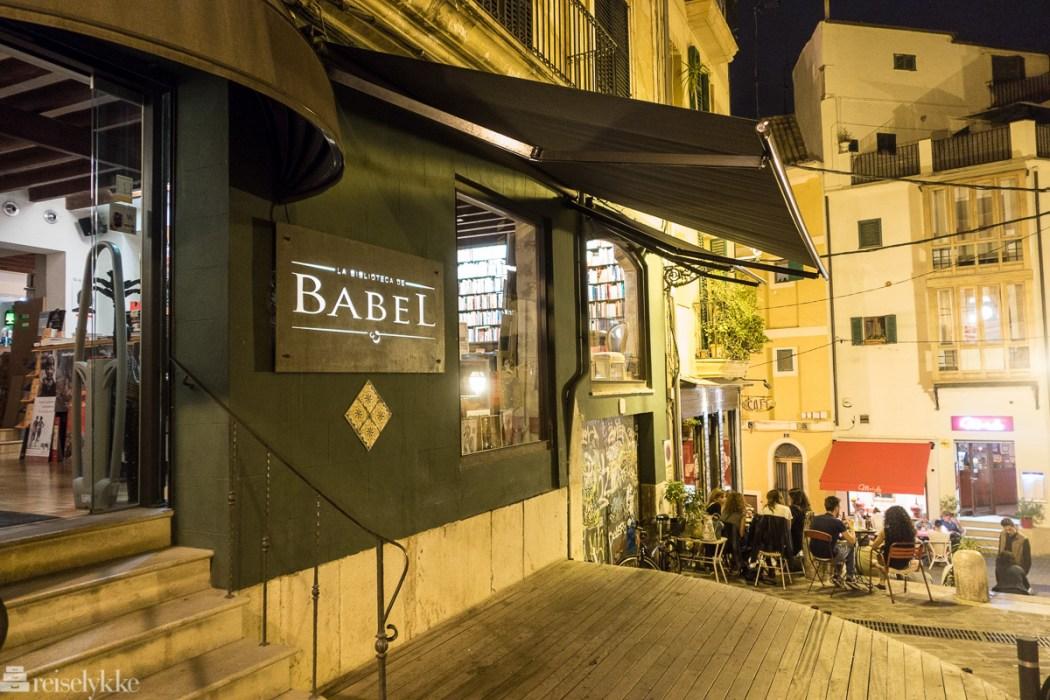 La Biblioteca de Babel Mallorca, Palma Mallorca
