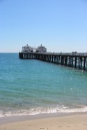 Malibu Pier, Los Angeles, California