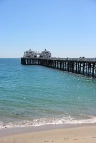 Malibu Pier, Los Angeles, California