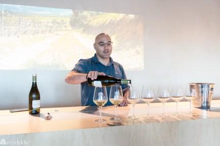 Manuel Piferrer, Bodegas Ontañon, La Rioja