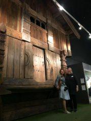 Mette og Ingerid_Vest Telemark-museum
