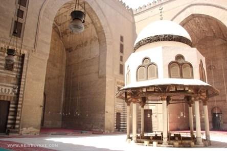 Sultan-Hassan moskéen