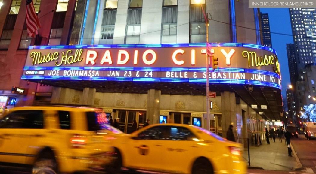 hotell i new york