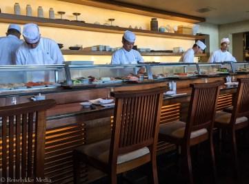 Nobu Malibu chefs