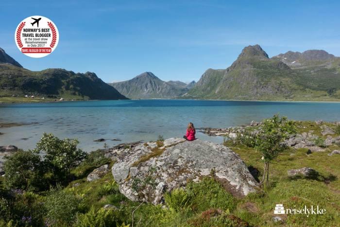 Reiselykke er kåret Norges beste reiseblogger