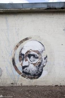 Grafitti i Odda