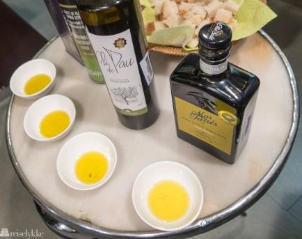 Olivenoljesmaking
