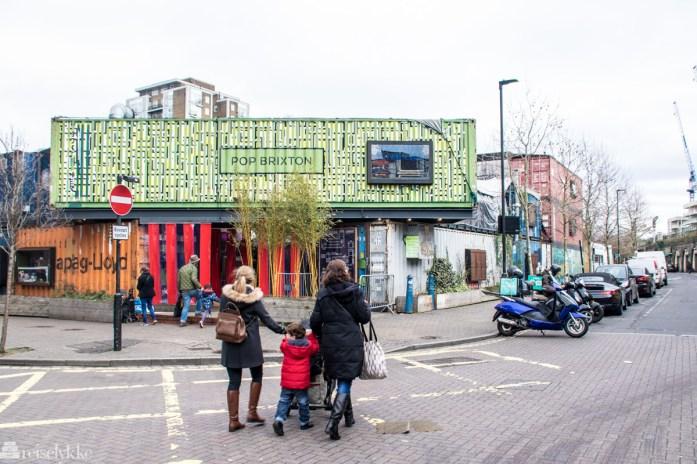 Pop Brixton, London