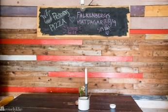 Prostens pizza Falkenberg