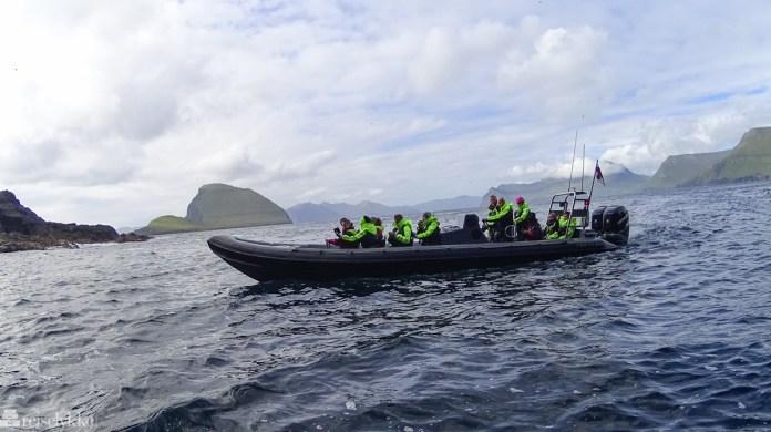Rib på Færøyene