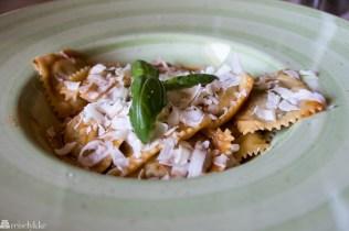 Ristorante Boccaporto, pasta