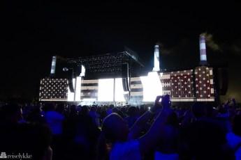 Roger Waters på scenen
