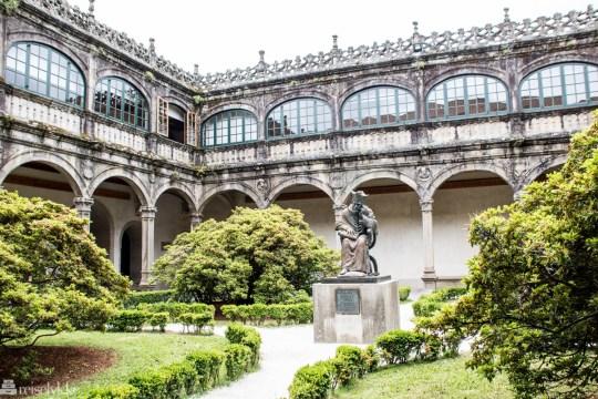 Santiago de Compostela Fonseca College