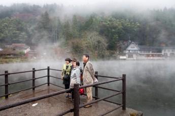 Turister, Kyushu, Japan