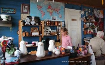 Majorstuen kafé, Skudeneshavn