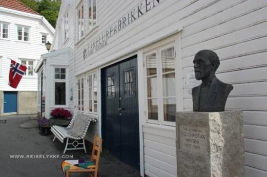 Tåkelurfabrikken, Gamle Skudeneshavn