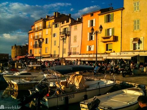 St Tropez havn