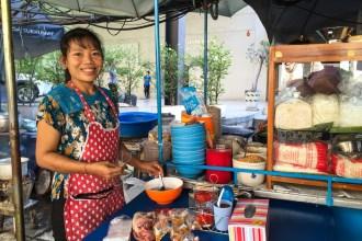 Streetfood i Bangkok