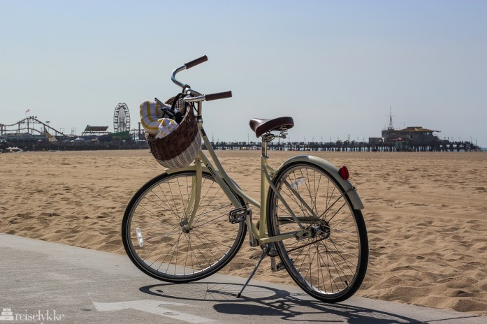 Sykkeltur Santa Monica Venice