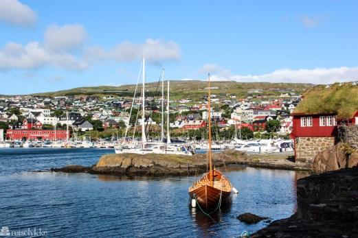 Tórshavn Færøyene