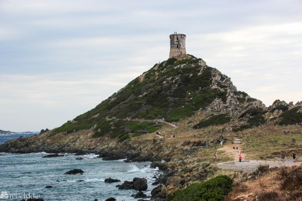 Tour de la Parata ved Ajaccio, Korsika