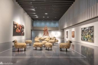 Utsilling Pompidou Málaga
