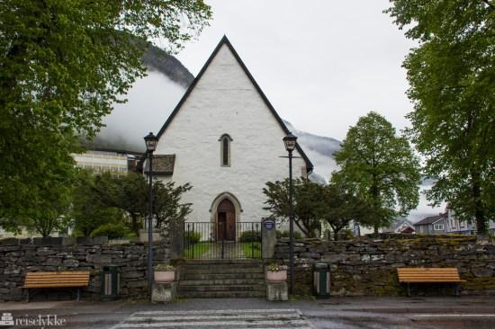 Valkyrkje i Aurland
