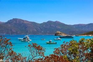 Ved Plage Lotu på Korsika