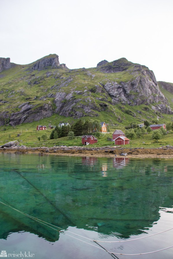 Vindstad i Lofoten