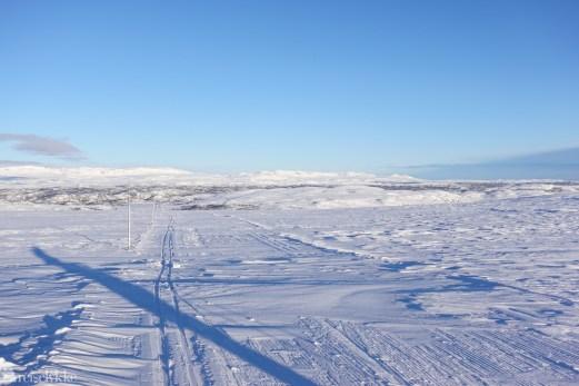 Vinter og skisport på Geilo (