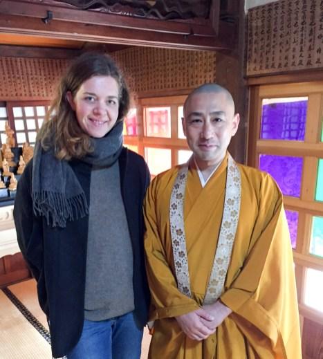 En zen opplevelse Foto: Guro Thobru