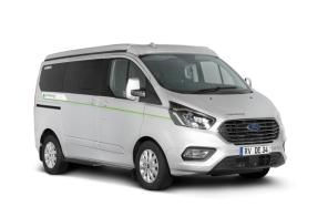 Seitenansicht | Dethleffs Globevan eHybrid Reisemobil | Credits: Dethleffs