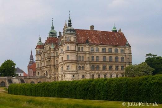 Prachtvolles Renaissance-Schloss in der Barlachstadt Güstrow
