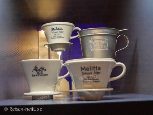 Die guten alten Melitta-Kaffeefilter