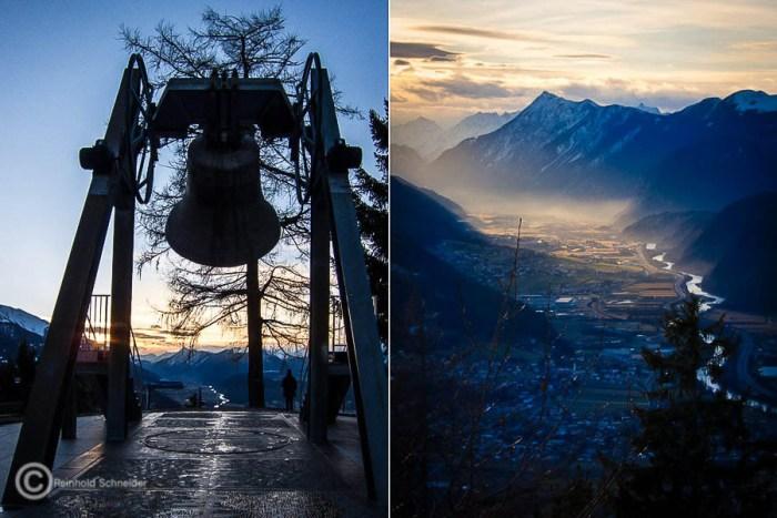 Tirol – Friedensglocke von Mösern