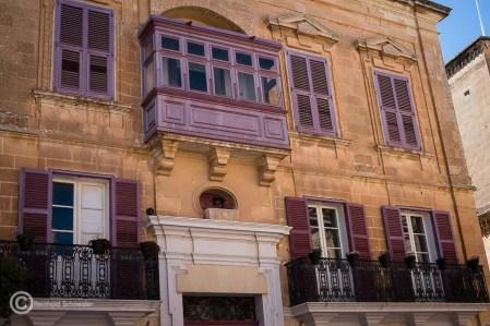 Die Erker führten die Malteserritter im 16./17. Jahrhundert ein.
