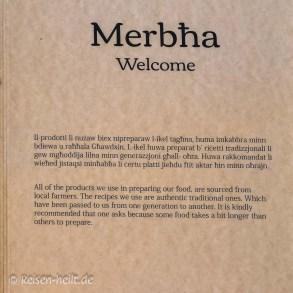 Merbħa - Willkommen!